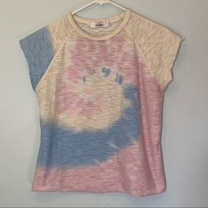 Belinda tie dye shirt small women's